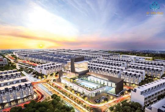 Thị trường BĐS Long An thu hút dòng tiền nhà đầu tư - Ảnh 2.