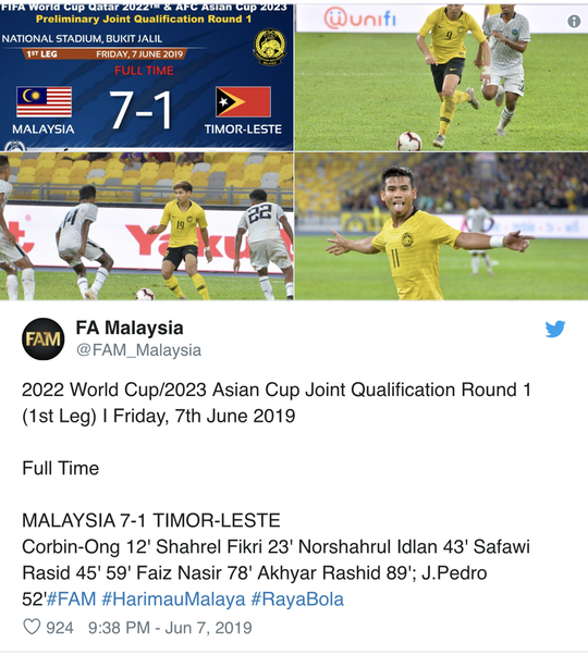 Báo chí châu Á sốc nặng lý do Timor Leste bại trận 1-7 trước Malaysia - Ảnh 2.