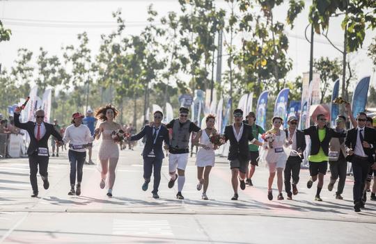 Giải marathon Quốc tế Thành phố Hồ Chí Minh Techcombank khởi động mùa giải thứ 3 - Ảnh 5.