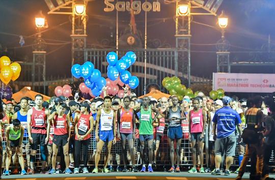 Giải marathon Quốc tế Thành phố Hồ Chí Minh Techcombank khởi động mùa giải thứ 3 - Ảnh 2.