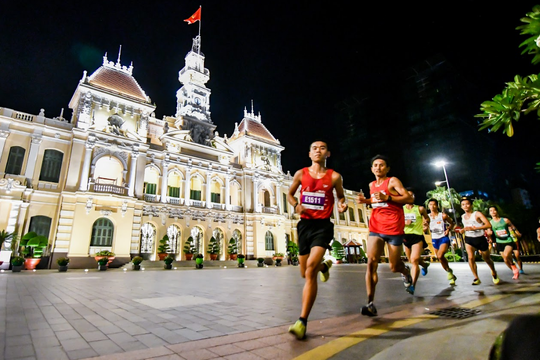 Giải marathon Quốc tế Thành phố Hồ Chí Minh Techcombank khởi động mùa giải thứ 3 - Ảnh 6.