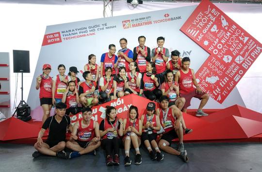 Giải marathon Quốc tế Thành phố Hồ Chí Minh Techcombank khởi động mùa giải thứ 3 - Ảnh 4.