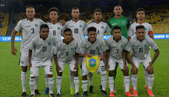 Báo chí châu Á sốc nặng lý do Timor Leste bại trận 1-7 trước Malaysia - Ảnh 1.