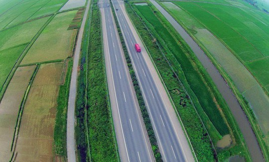 Dự án đường cao tốc Bắc - Nam: Không để đất nước lệ thuộc vào nhà thầu - ảnh 1