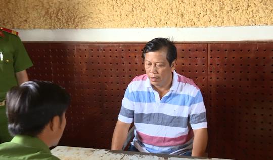 Bat giam tro thu dac luc cua dai gia xang dau Trinh Suong