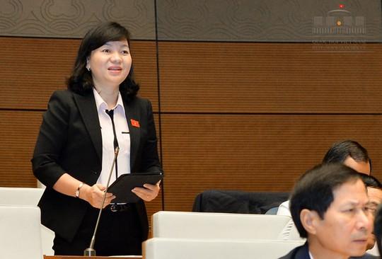 Đại biểu Trần Thị Diệu Thúy: Không đồng ý đề xuất tăng tuổi nghỉ hưu - ảnh 2