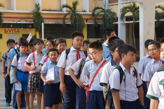 Bắt đầu đăng ký trực tuyến dự khảo sát lớp 6 Trường chuyên Trần Đại Nghĩa - Ảnh 1.
