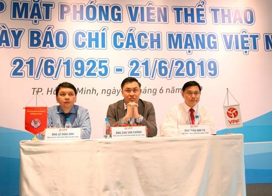 Phó chủ tịch VFF: Không đợi tháng 10 mới đàm phán với thầy Park - ảnh 2