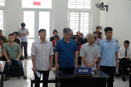 An lai ngoai cuu Chu tich Vinashin Nguyen Ngoc Su linh an 13 nam tu giam
