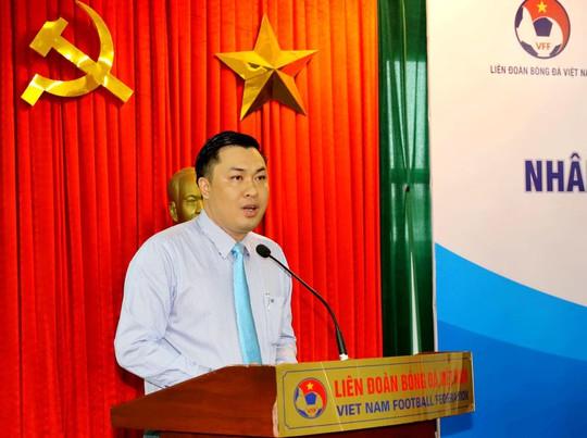 Phó chủ tịch VFF: Không đợi tháng 10 mới đàm phán với thầy Park - ảnh 1