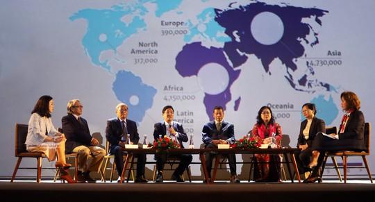 GSK cùng các hiệp hội y khoa tổ chức diễn đàn y tế đa chiều - Ảnh 1.