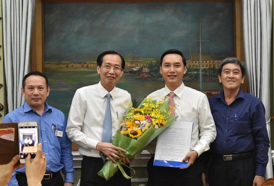 UBND TP HCM có tân phó chánh văn phòng 35 tuổi - ảnh 1