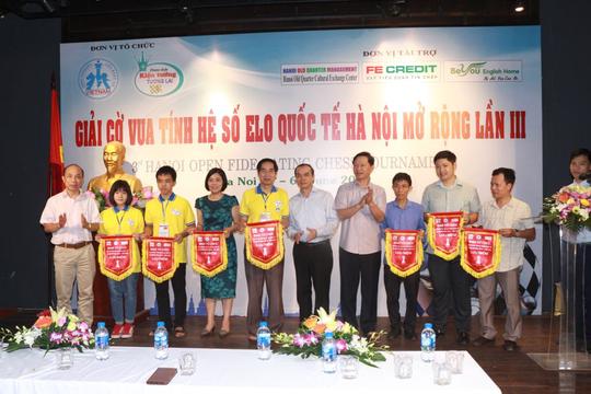 FE CREDIT tiếp tục đồng hành giải cờ vua quốc tế - Ảnh 2.