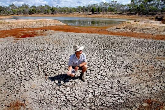 Biến đổi khí hậu đe dọa hòa bình thế giới - ảnh 1