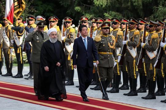 Thủ tướng Abe và sứ mệnh trung gian hòa giải tại Iran - Ảnh 1.