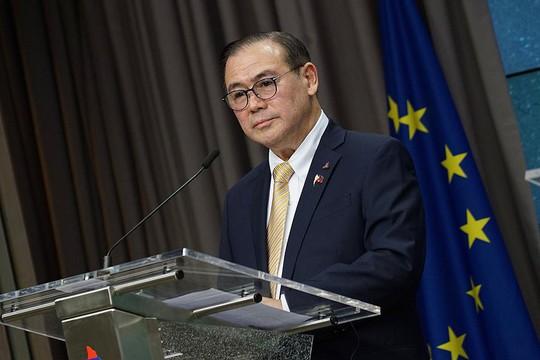 """Philippines đề nghị Trung Quốc xử phạt tàu cá """"man rợ"""" - ảnh 1"""