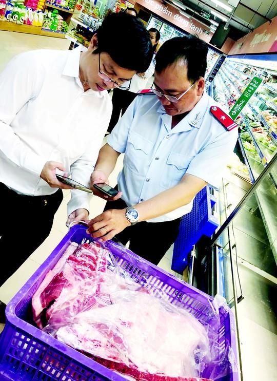 Củng cố niềm tin người tiêu dùng về thịt an toàn