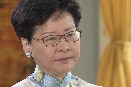 """Ông Trump khuyên Trung Quốc và Hồng Kông """"ngồi xuống bàn bạc"""" - ảnh 1"""