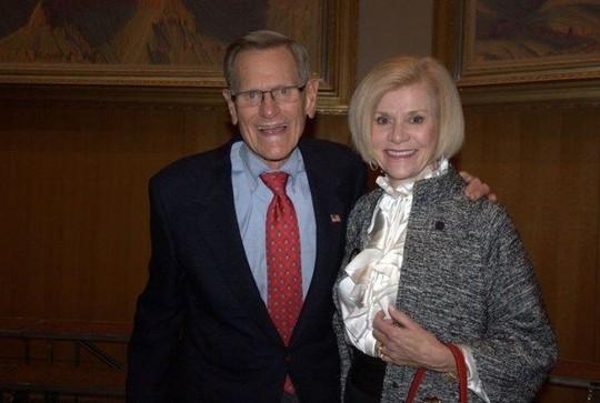 10 cặp vợ chồng tỷ phú tự thân giàu nhất nước Mỹ - Ảnh 1.