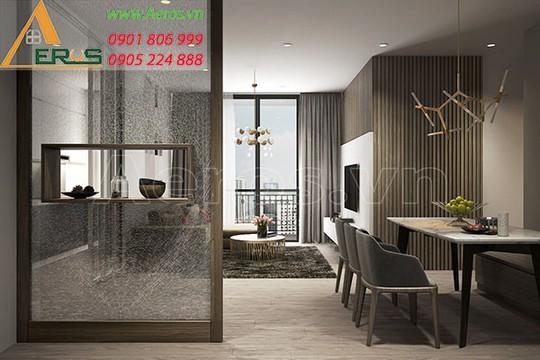 Giải pháp thiết kế nội thất chung cư nhanh, thẩm mỹ cùng Aeros - Ảnh 1.
