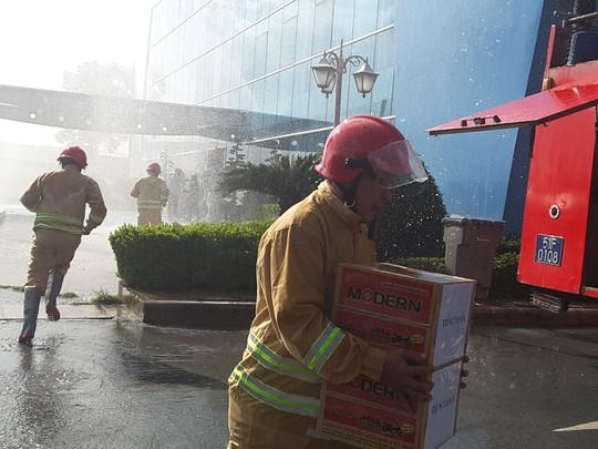 VWS thực tập PCCC và cứu hộ cứu nạn - Ảnh 5.
