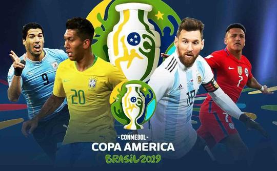 Xem trọn vẹn 26 trận đấu Copa America 2019 trên K+ và FPT - Ảnh 1.