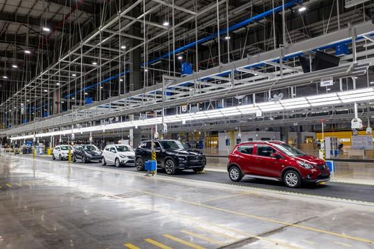 Cận cảnh Khu nhà máy sản xuất ô tô VinFast - Ảnh 17.