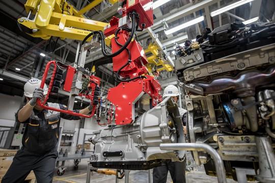 Cận cảnh Khu nhà máy sản xuất ô tô VinFast - Ảnh 15.
