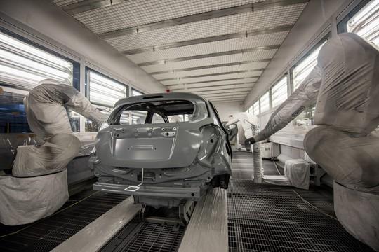 Cận cảnh Khu nhà máy sản xuất ô tô VinFast - Ảnh 7.