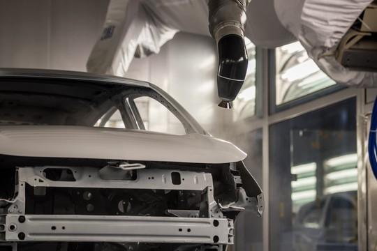 Cận cảnh Khu nhà máy sản xuất ô tô VinFast - Ảnh 8.
