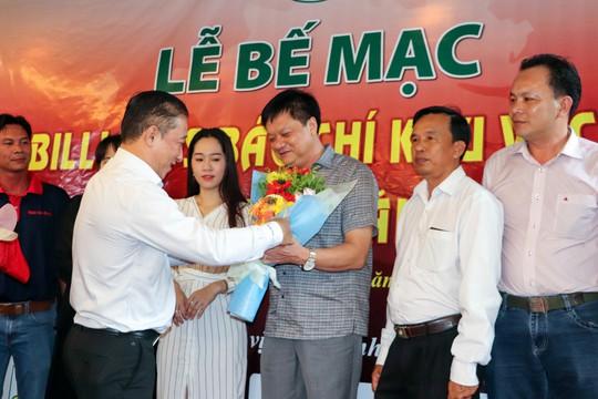Giải Bida Báo chí ĐBSCL lần thứ 12 do Báo Người Lao Động tổ chức thành công tốt đẹp - Ảnh 11.