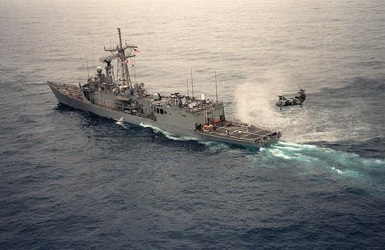 Bóng ma Chiến tranh tàu chở dầu lại ám Trung Đông? - Ảnh 2.