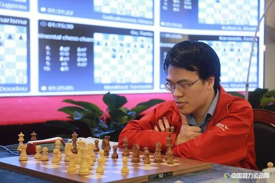 Lê Quang Liêm lần đầu lên ngôi vô địch châu Á - Ảnh 4.