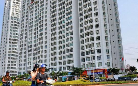 Giá nhà ở TP HCM tăng trung bình 10%/năm - Ảnh 1.