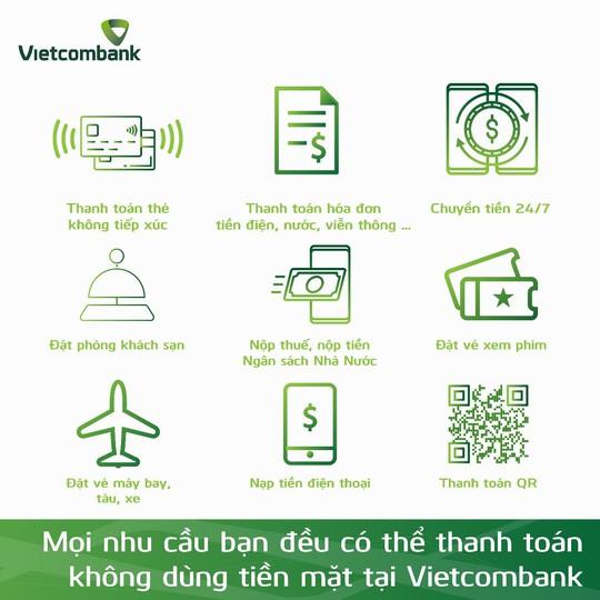 Vietcombank thúc đẩy