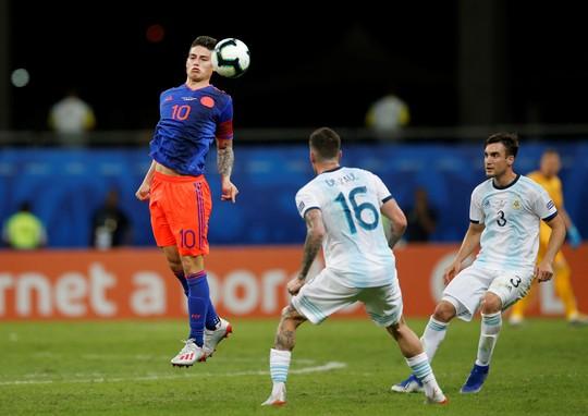 Đánh bại Messi, James Rodriguez tìm lại vị thế - Ảnh 2.