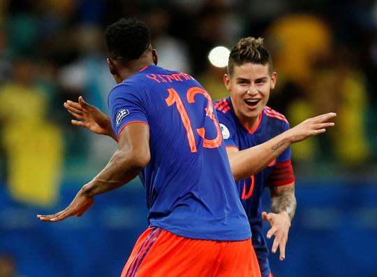 Đánh bại Messi, James Rodriguez tìm lại vị thế - Ảnh 4.