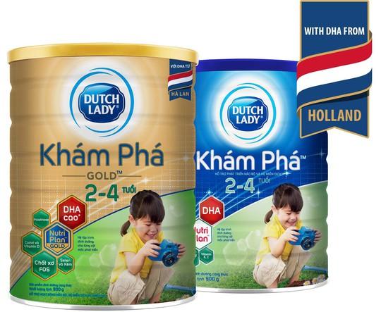 """Mẹ nên biết """"DHA chuẩn Hà Lan"""" trong sữa bột Dutch Lady - Ảnh 4."""