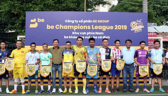 HLV Trần Minh Chiến tiếp lửa cho giải phong trào Be Champions League 2019 - ảnh 2