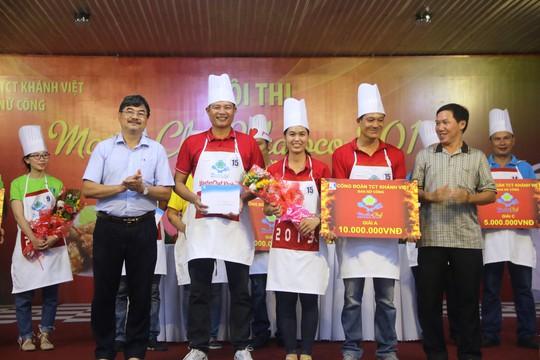 Khánh Hòa sôi nổi với cuộc thi Vua đầu bếp - Ảnh 8.