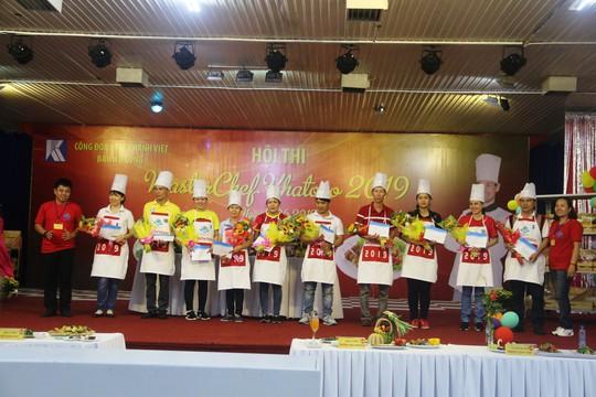 Khánh Hòa sôi nổi với cuộc thi Vua đầu bếp - Ảnh 11.