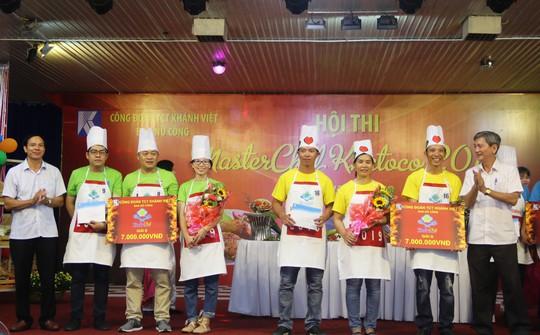Khánh Hòa sôi nổi với cuộc thi Vua đầu bếp - Ảnh 7.