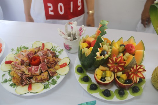 Khánh Hòa sôi nổi với cuộc thi Vua đầu bếp - Ảnh 3.