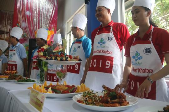 Khánh Hòa sôi nổi với cuộc thi Vua đầu bếp - Ảnh 2.