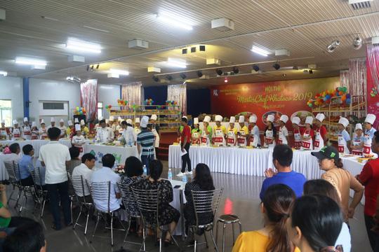 Khánh Hòa sôi nổi với cuộc thi Vua đầu bếp - Ảnh 1.