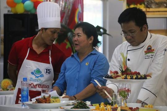 Khánh Hòa sôi nổi với cuộc thi Vua đầu bếp - Ảnh 5.