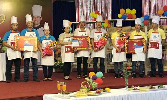 Khánh Hòa sôi nổi với cuộc thi Vua đầu bếp - Ảnh 9.