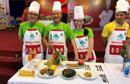 Khánh Hòa sôi nổi với cuộc thi Vua đầu bếp - Ảnh 4.