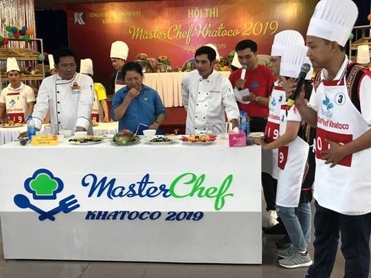 Khánh Hòa sôi nổi với cuộc thi Vua đầu bếp - Ảnh 6.