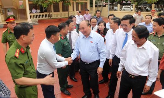 """Thủ tướng Nguyễn Xuân Phúc: """"Chỗ nào người dân được hưởng lợi nhiều nhất thì đầu tư"""" - Ảnh 4."""